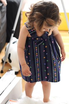La robe mini minute 2-8 ans - Flo les mains - Blog DIY - Éducation positive - Zéro déchet