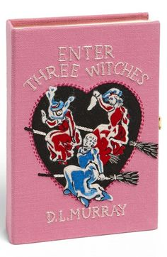 Olympia Le-Tan 'Enter Three Witches' Limited Edition Clutch.