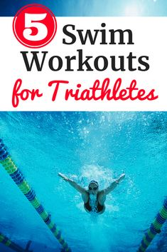 5 Awesome Swim Workouts for Triathletes Are you starting triathlon training this year? Or maybe you've been a triathlete for a while, and are looking for some triathlon inspiration and workouts? Check out this post with 5 swim workouts for triathletes, w Triathlon Training Program, Triathlon Gear, Training Programs, Xterra Triathlon, Half Ironman Training Plan, Ironman Triathlon Motivation, Olympic Triathlon, Triathlon Women, Cycling Motivation