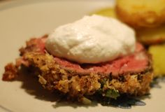 awesome horseradish crusted beef tenderloin for christmas eve dinner