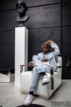 """Ian Connor Interview: The """"King of the Youth"""" Is Here to Influence You 
