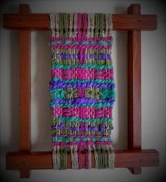 Murales Hanging Wall Art, Fiber Art, Lana, Friendship Bracelets, Thoughts, Crochet, Tapestries, Murals, So Done