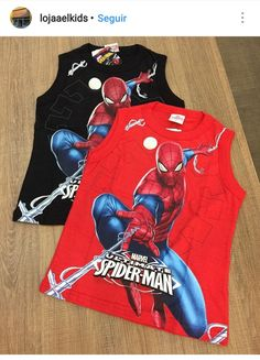 Kids Spiderman Costume, Boy Outfits, Summer Outfits, Superman, Sons, Costumes, Tank Tops, Pattern, How To Wear