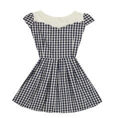 Dorothy Picnic Lace Dress