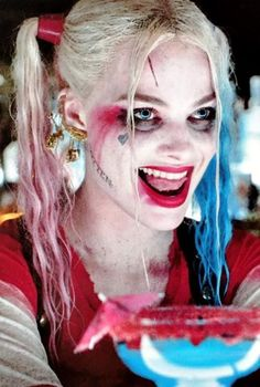 "jared-or-die: "" hesmypuddin: "" harleyquinnsquad: "" ♦ Harley Quinn in Suicide Squad 2016 "" pretty girl "" "" Margot Elise Robbie, Margo Robbie, Margot Robbie Harley Quinn, Harley Quinn Comic, Harley Quinn Cosplay, Joker And Harley Quinn, Will Turner, Hearly Quinn, Harley Quinn Drawing"