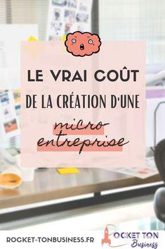 Si tu souhaites te lancer en tant qu'entrepreneur ou freelance, tu as sûrement la micro-entreprise en tête (régime de l'auto-entrepreneur). Mais quel est réellement le coût de création d'une micro-entreprise ? Retrouve d'autres articles entrepreneuriat sur le blog :-)