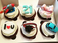Cup cakes personalizados