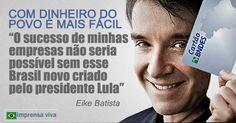 A prisão do ex-bilionário Eike Batista pode significar o fim de um dos maiores escândalos de corrupção de que se tem notícia no país. R...