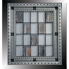 53 delightful cd dvd rack by vismara design images dvd rack art rh pinterest com