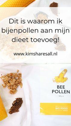 In dit artikel lees je alles over de voordelen van bijenpollen. Bijenstuifmeel heeft namelijk een hoop gezondheidsvoordelen. Het helpt bijvoorbeeld bij het afvallen en zorgt voor een betere huid. Food, Essen, Meals, Yemek, Eten