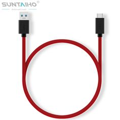 Suntaiho USB Type-C Cable 50CM 1M 2M 3M Fast Charging & Sync Data Cable for Macbook Xiaomi 4c NEXUS 5X  Price: 3.26 USD