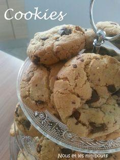 Mercredi c'est Pâtisserie ! Les cookies de Laurent Jeannin