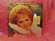 Amazing Merry Christmas To You Reba McEntire Vinyl Record Old Vinyl Records, Reba Mcentire, Merry Christmas To You, See Picture, Lp, Films, Angel, Songs, Amazing