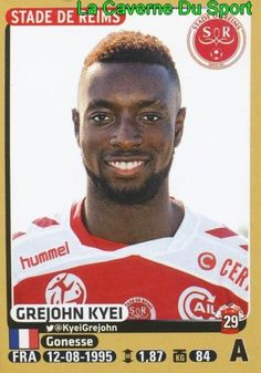 380-GREJOHN-KYEI-STADE-REIMS-ROOKIE-STICKER-PANINI-FOOT-2016