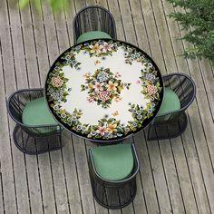 Italian Pottery, Terrazzo, Puzzle, Tableware, Interior, Top, Furniture, Home Decor, Gardens