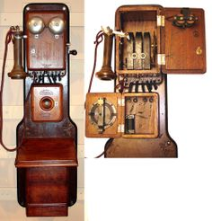 vintage telephone | Antique Telephones