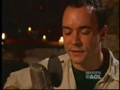 """""""Excuse me please.  One more drink.  Could you make it strong? 'Cuz I don't need to think..."""" DMB <3"""