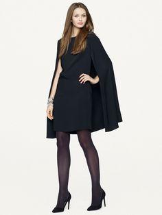 Stretch-Cady Ashland Dress - Short Dresses   Dresses - RalphLauren.com