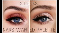 2 LOOKS, 1 PALETTE | *NEW* NARS WANTED PALETTE