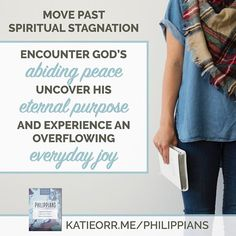 My next online Bible Study is right around the corner! We'll be going through our BRAND NEW STUDY Philippians and I would LOVE for you to jump in and study with us! Not only will you learn from the book of Philippians but you will also learn HOW to study the Bible ON YOUR OWN.  To jump in all you need is a copy of Philippians and join us at the Bible Study Hub. Invite a few friends to join you! Get all the details with links on the blog! http://ift.tt/2ELb7He