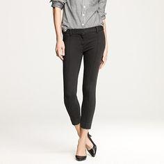 Women's new arrivals - pants - Nili Lotan® stretch denim - J.Crew - StyleSays