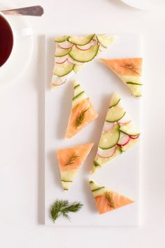 Party Buffet, Sandwiches, Tea Time, Cantaloupe, A Food, Catering, Fruit, Dinner, Tableware