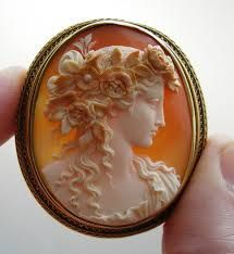Image result for cameo antique