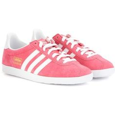 adidas gazelle roze suede