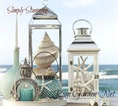 Bring Home your Beach Vacation to your Home and Garden.    Huge Selection of Garden Lanterns at  Huge Discounts!   Free Shipping Always !  Rum Garden.Net