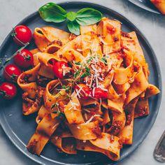 The best vegan Bolognese * Freistyle
