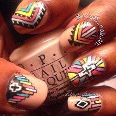 Nail art #nailart #nails