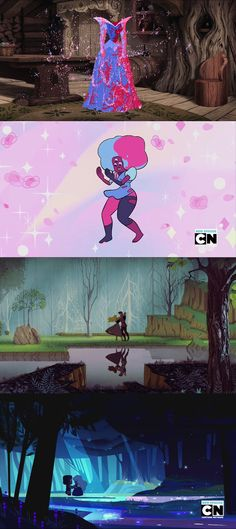 Sleeping Beauty Steven Universe parallels IM SO GLAD I WASNT THE ONLY ONE WHO NOTICED!