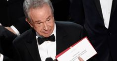 El papelazo del Oscar