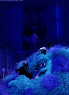 Monsters inc...I need to rewatch soon