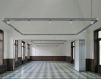 converted school by Koen Van Damme, via Behance