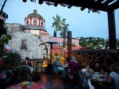 The Best Rooftop Restaurants in San Miguel de Allende - Condé Nast Traveler