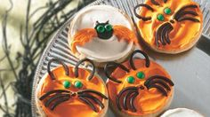 Bat and Cat Cookies | Holiday Cottage