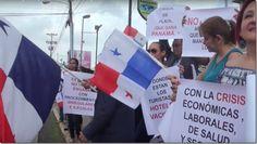 Gremios protestan contra política migratoria de Panamá http://www.inmigrantesenpanama.com/2016/07/06/gremios-protestan-contra-politica-migratoria-de-panama/