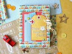 Купить Мамин блокнот, дневник для мамы мальчика именной. - детский блокнот, детский фотоальбом