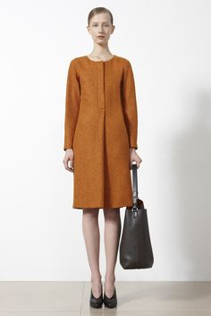 Jil Sander Pre-Fall 2011 Collection Slideshow on Style.com
