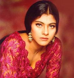One of my favorite Bollywood actresses, Kajol. She is so pretty.