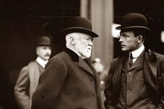Andrew Carnegie Archives - The Bowery Boys: New York City History Napoleon Hill, Military Jobs, Andrew Carnegie, Online Real Estate, Types Of Books, Think And Grow Rich, Job Search, Old Pictures, American History