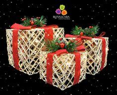 ¡Añade estos novedosos #regalos a tu árbol de #navidad, anticipa tu #decoración con Ruvalcaba Fantasías!