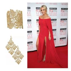 #Celebrity style on the red carpet . Our Chantilly lace collection www.stelladot.co.uk/moakes