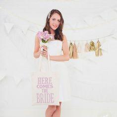Tas Here Comes the Bride