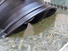 Hydrographics - Here's the coolest video you'll see today. Instantly screen graphics onto any surface through water by a process called Water Transfer Printing. You can even purchase the machine itself on their website for 15K.