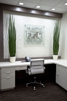 surgery Top surgery refers to the surgical procedures on the breasts: Business Office Decor, Medical Office Decor, Design Studio Office, Dental Office Design, Office Designs, Cabinet Medical, Clinic Design, Healthcare Design, Reception Areas