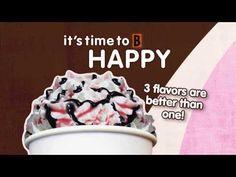 BIGGBY COFFEE: Neopolitan Latte (Summer) Biggby Coffee, Latte, Breakfast, Desserts, Summer, Food, Morning Coffee, Tailgate Desserts, Deserts