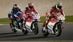 MotoGP   Super Ducati a Losail: Dovizioso risorge, rimpianti per Iannone. Intanto Stoner...