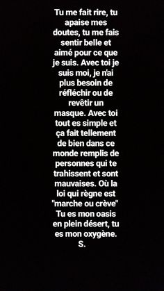 French Love Quotes, Couple Texts, You Poem, Love Phrases, Islamic Inspirational Quotes, Sweet Words, Birthday Quotes, Love Life, Sentences